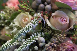 Bruiloft fotografie Limburg Huwelijks fotografie ringen jawoord