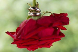Bruiloft fotografie Limburg Huwelijks fotografie ringen