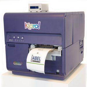 Product fotografie labelprinter labelsolutions