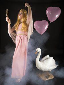 Moderne godinnen Aphrodite