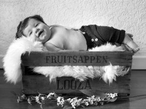 babyshoot Limburg en Brabant